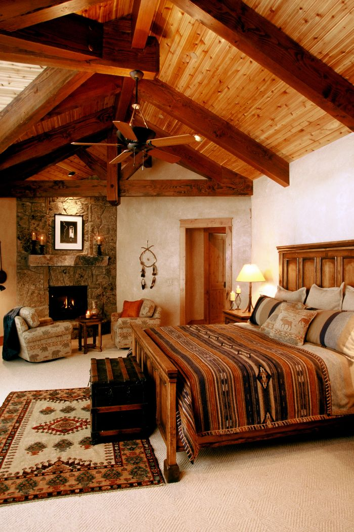 23 Cool Rustic Bedroom Design Ideas | Interior God