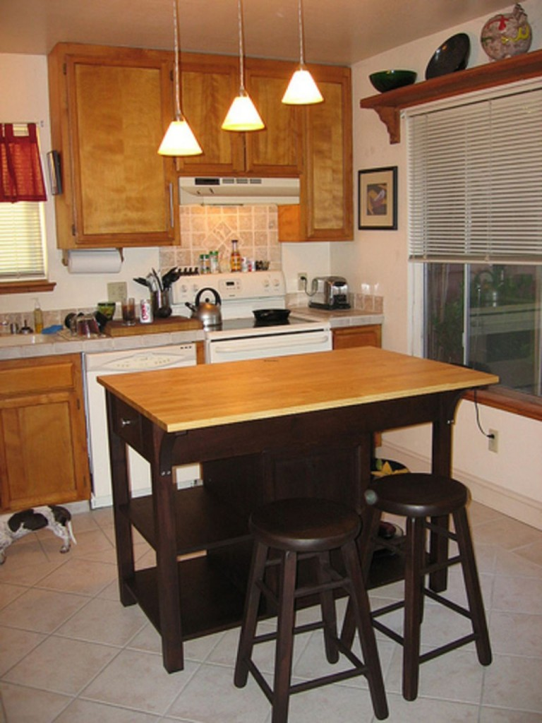 Kitchen Island with Seating document which is categorised within Kitchen Island