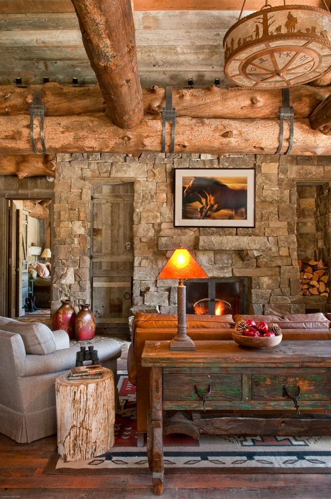 Gorgeous Rustic Living Room Design Ideas   Interior God