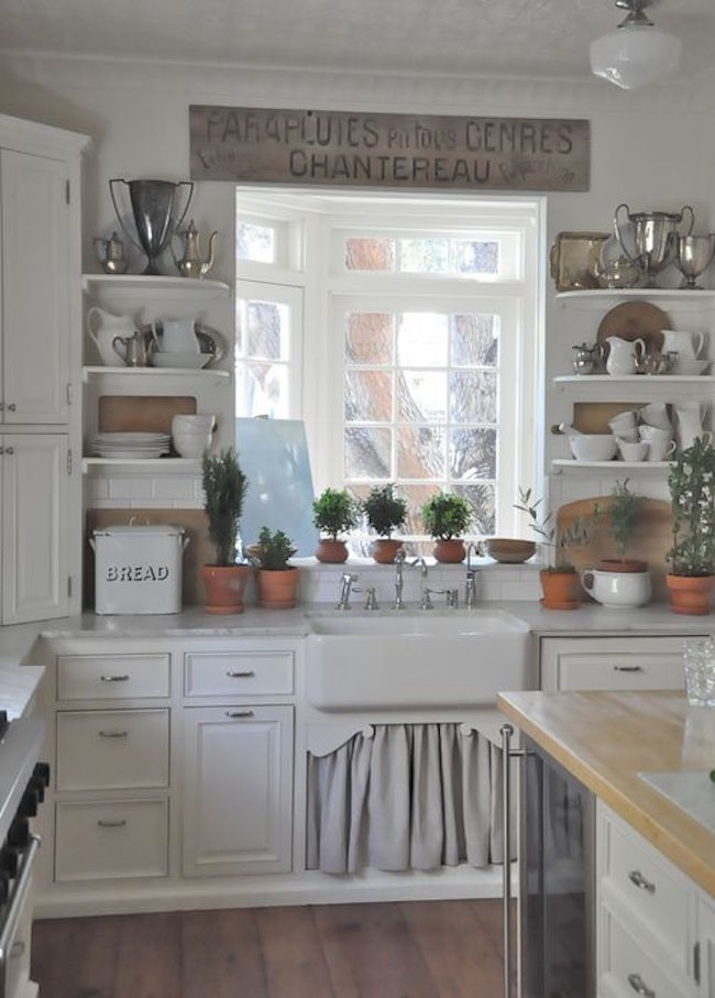 Farm House Kitchens: 23 Cozy And Chic Farmhouse Kitchen Design Ideas
