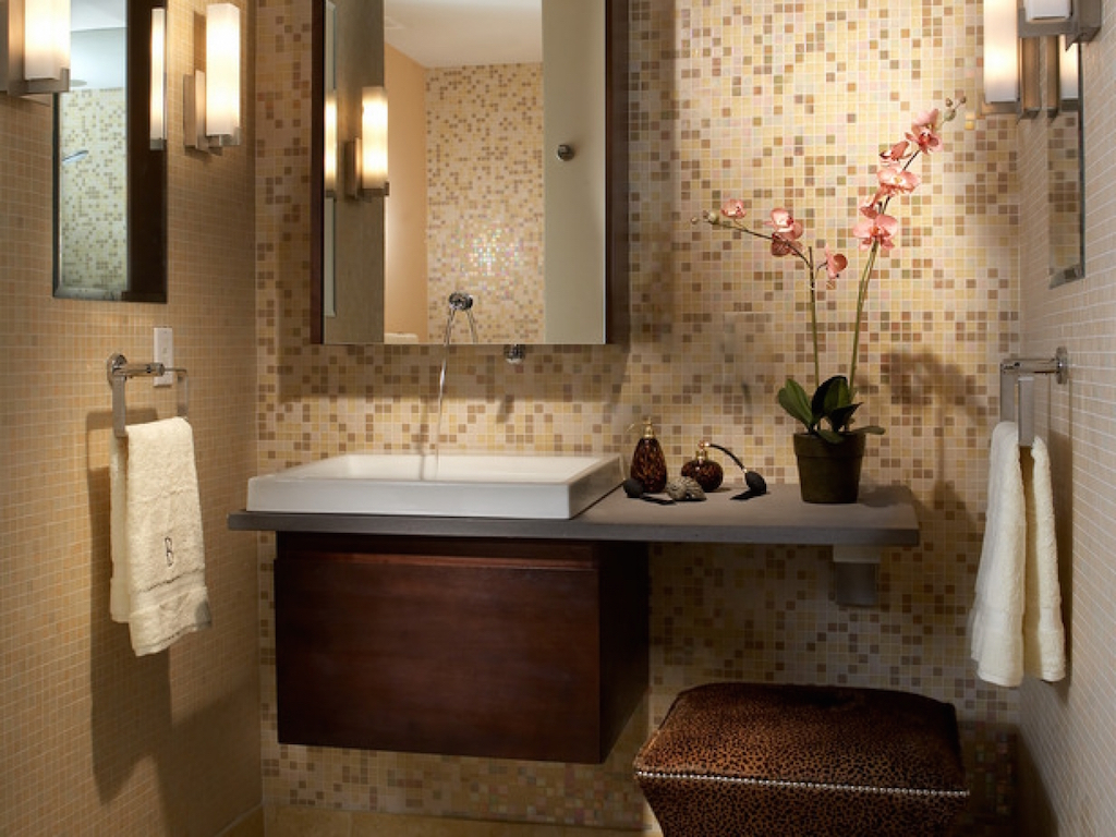 Asian Bathroom Decor Modern House Design