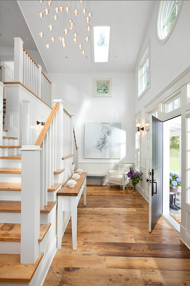 23 Beautiful Beach Style Entryway Design Ideas