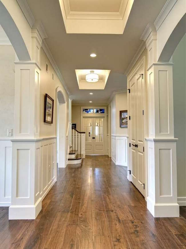 Hallway Lighting design
