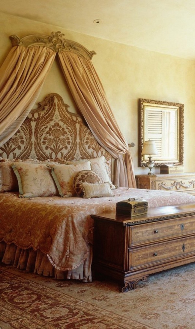 20 inspiring mediterranean bedroom design ideas interior god for Mediterranean style bedroom furniture