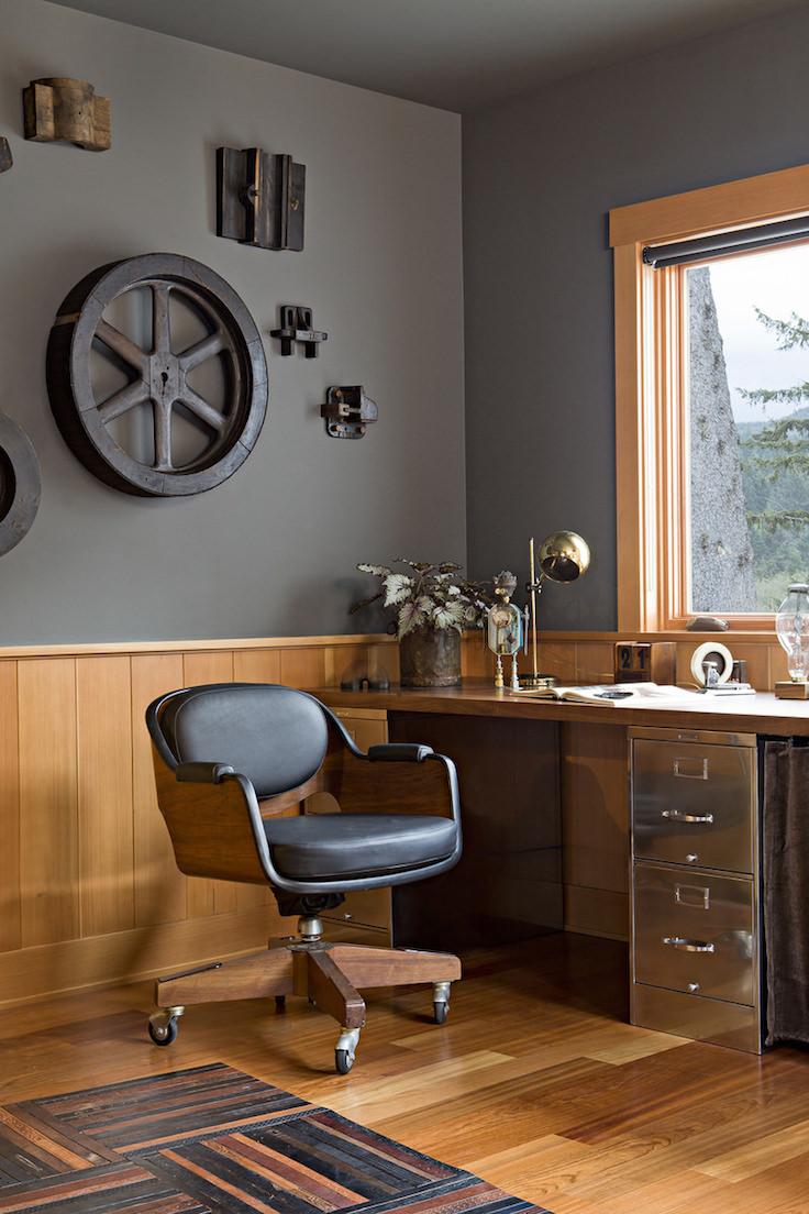 Mid Century Modern Home Office Design Ideas   Interior God