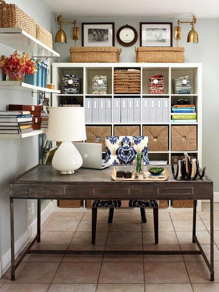 20 Splendid Modern Home Office Design Ideas | Interior God