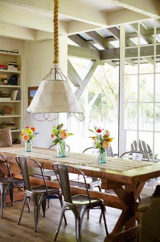 25 Farmhouse Dining Room Design To Get Inspired Interior God