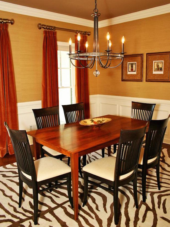 23 elegant traditional dining room design ideas interior god for Dining room decor 2016