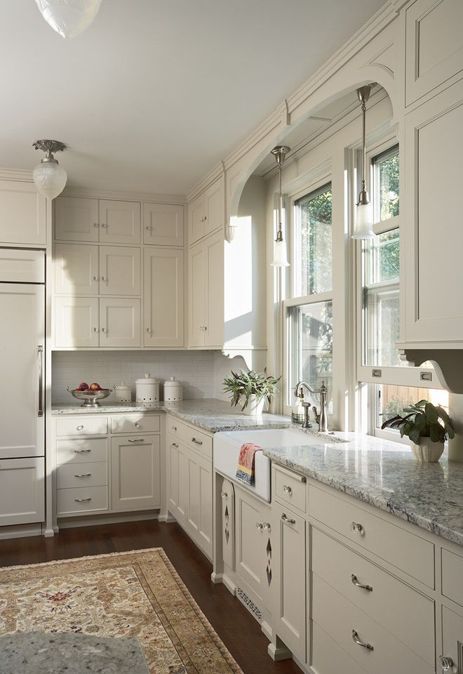 Victorian Kitchen Design idea