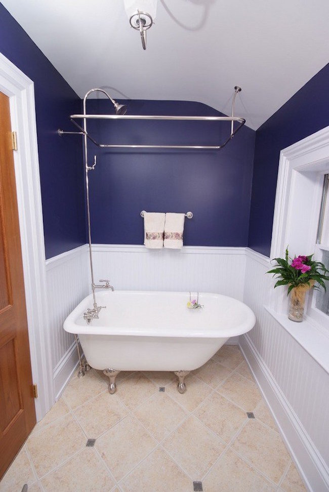 Victorian small bathroom design ideas