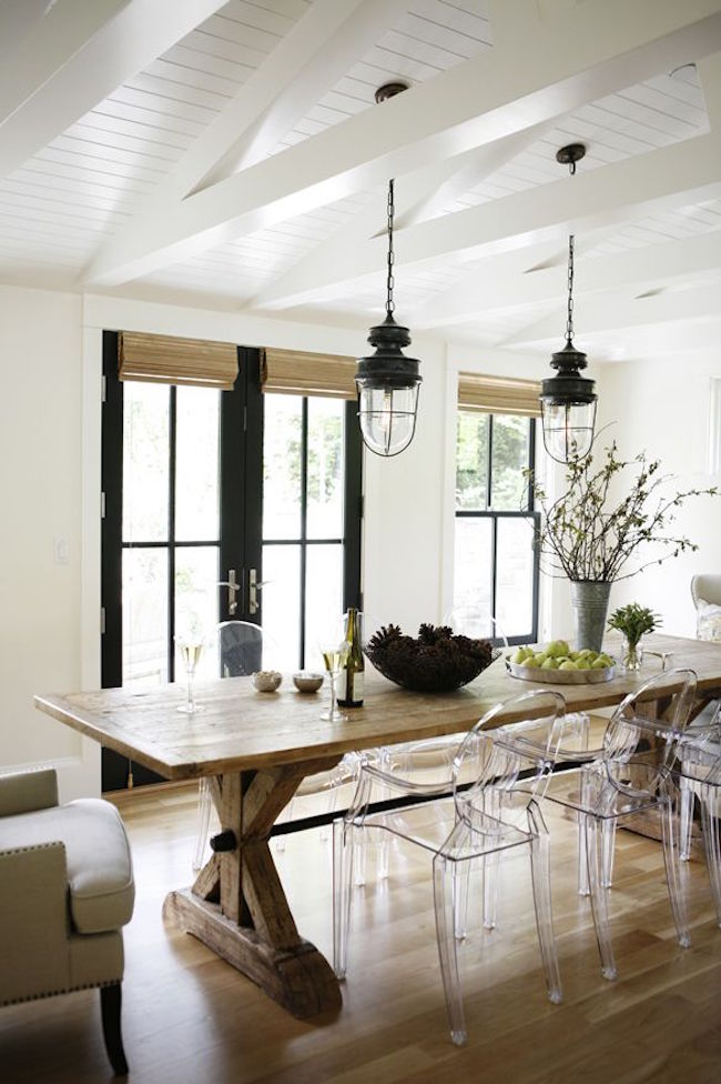 best farmhouse dining room