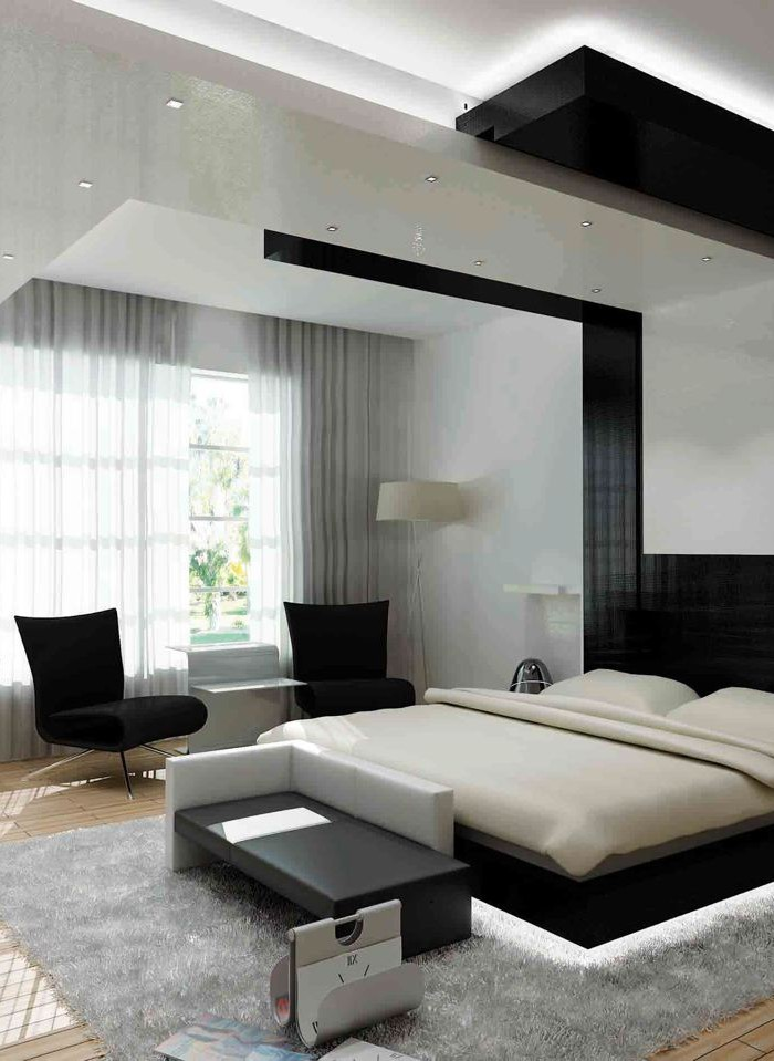 Amazing Contemporary Bedroom Designs | Interior God on Teenage:rfnoincytf8= Room Designs  id=78272