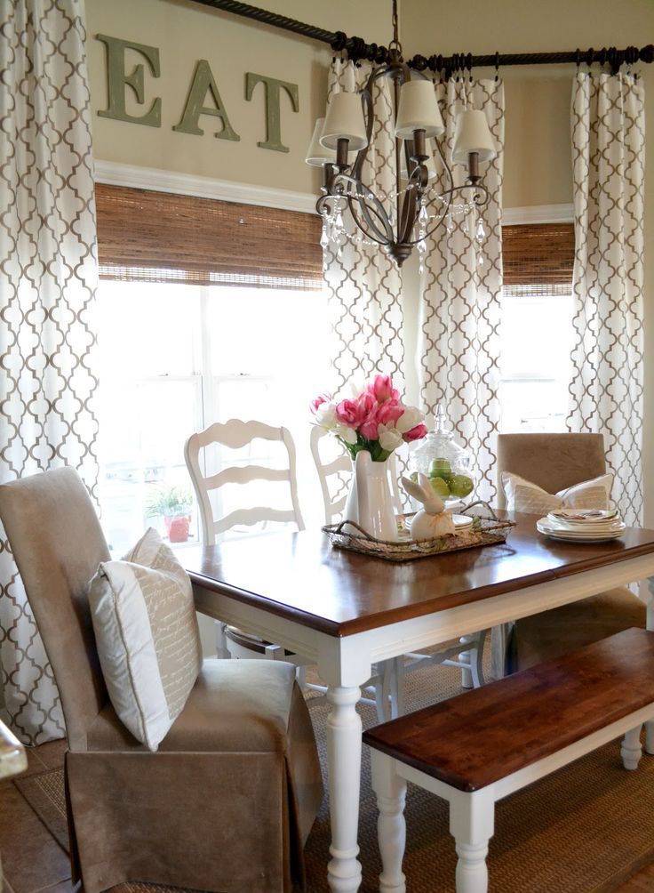 25 Farmhouse Dining Room Design To Get Inspired | Interior God