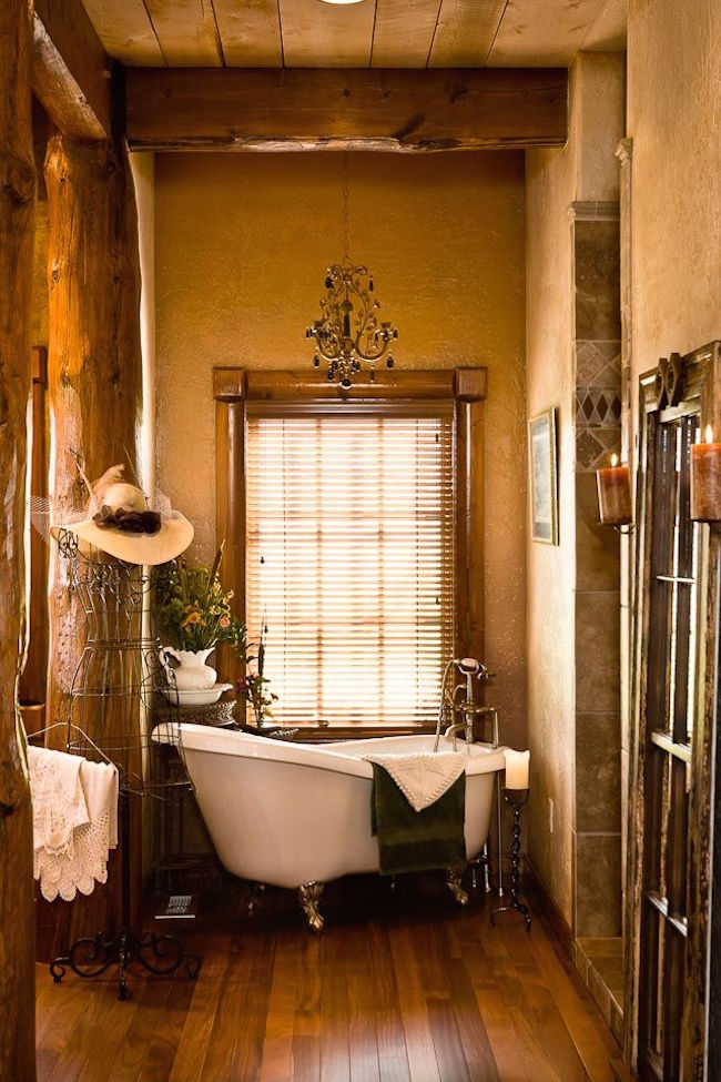 lovely western bathroom