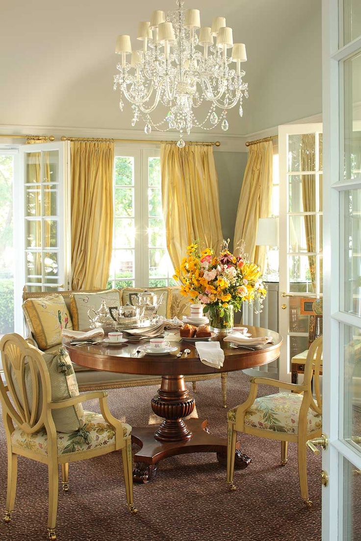 23 Elegant Traditional Dining Room Design Ideas Interior God