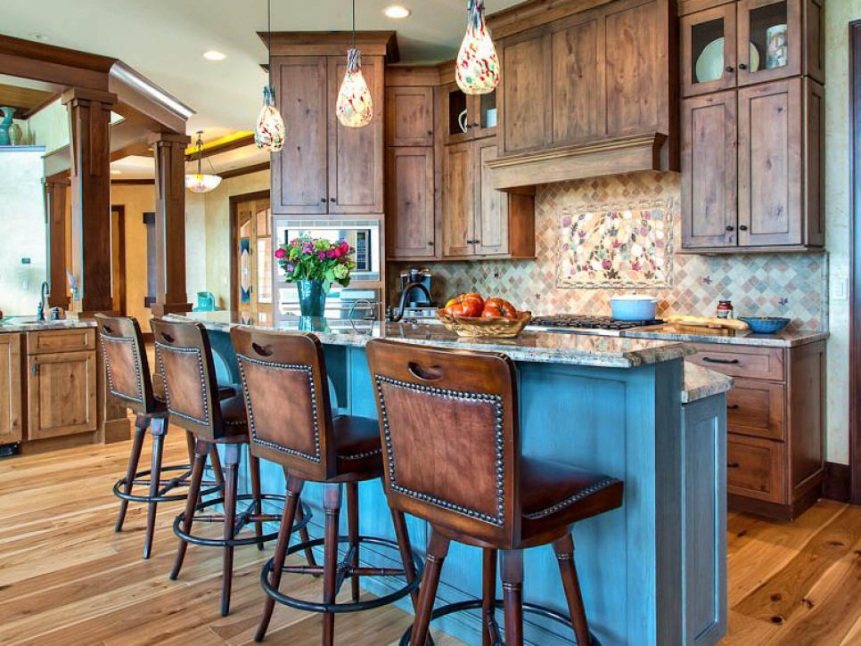 Beautiful Pictures of Kitchen Islands