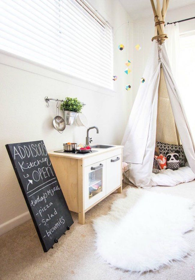 IKEA Rugs Meet Real Kids' Rooms