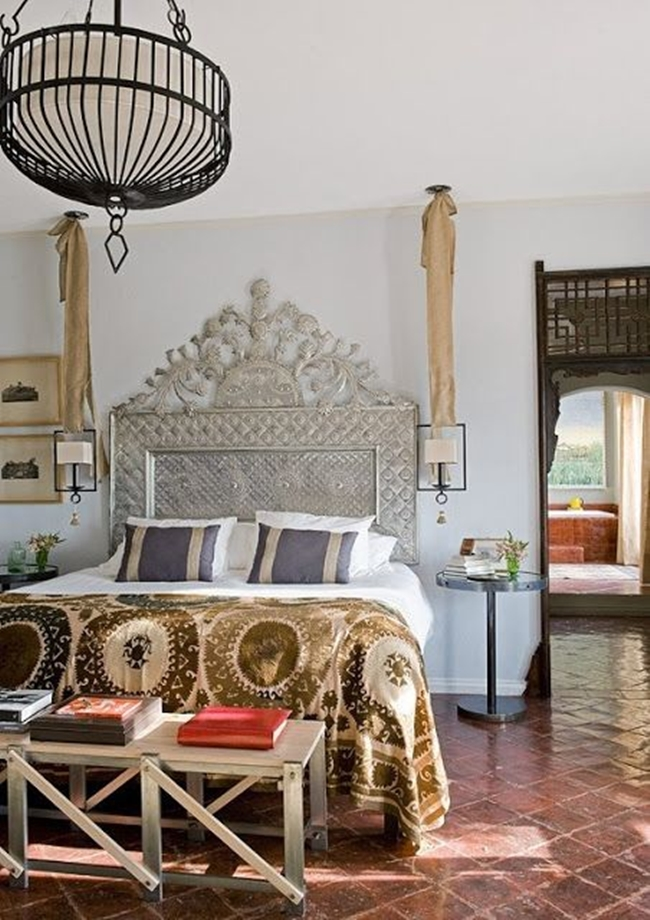 awesome boho chic bedroom