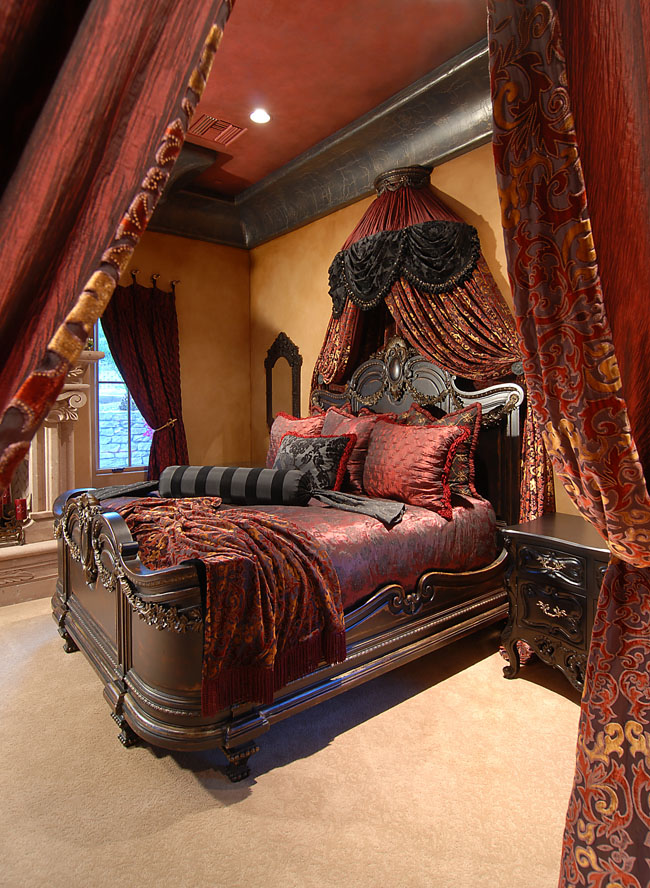 25 Gorgeous Gothic Bedroom Design Ideas Interior God