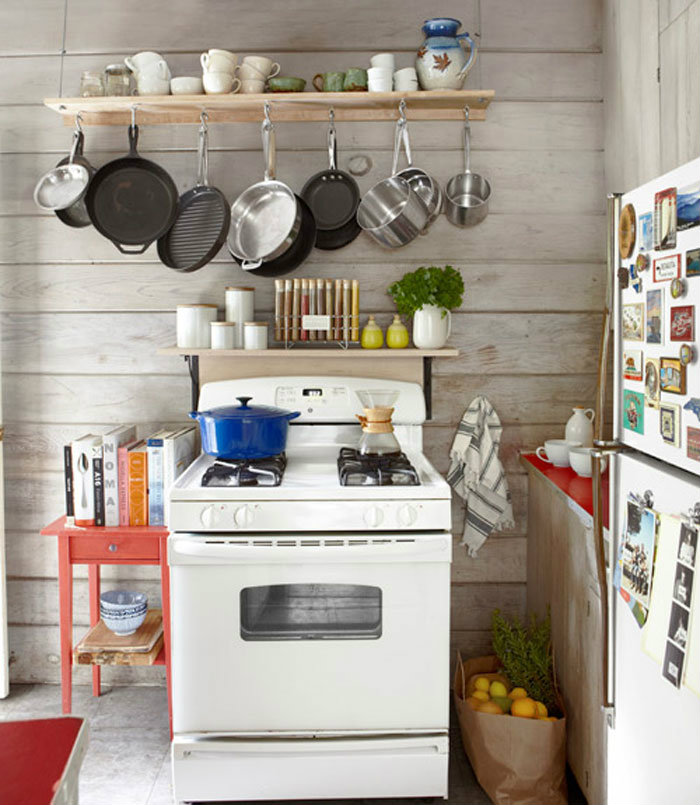 small space kitchen storage ideas