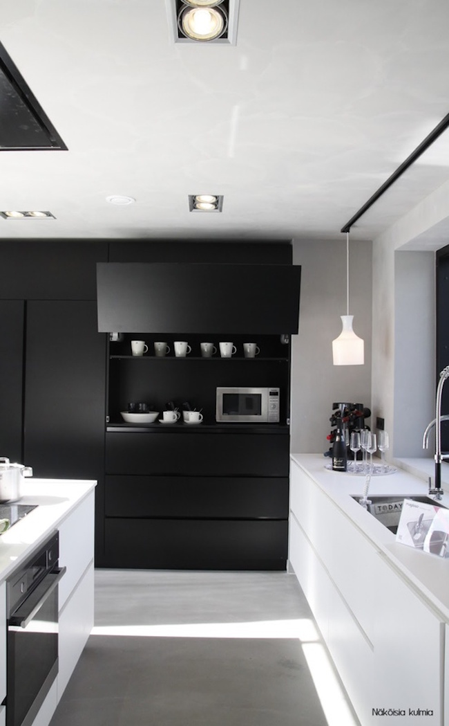 stunning masculine kitchen designs