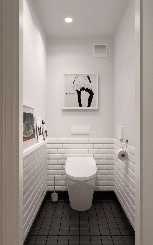 34 Classic Black And White Bathroom Design Ideas ... on Small:j8V-Fokdwly= Bathroom Renovation Ideas  id=68319