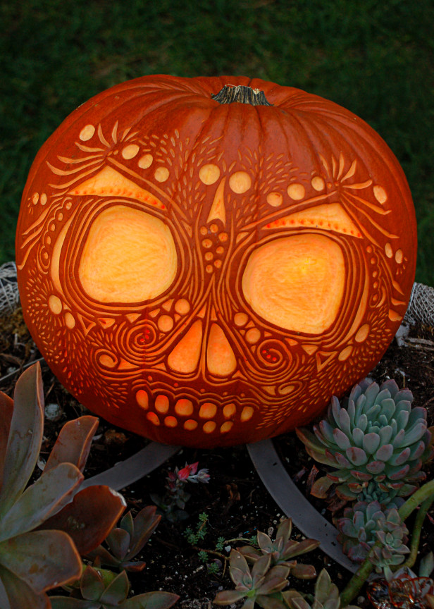 80 Cool Halloween Pumpkin Carving Ideas Interior God