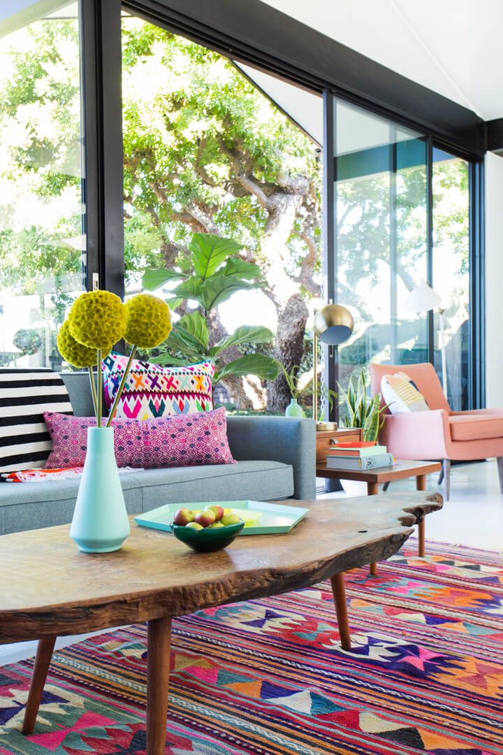 Pictures Of Interior Design Living Rooms: 39 Bright And Colorful Living Room Designs