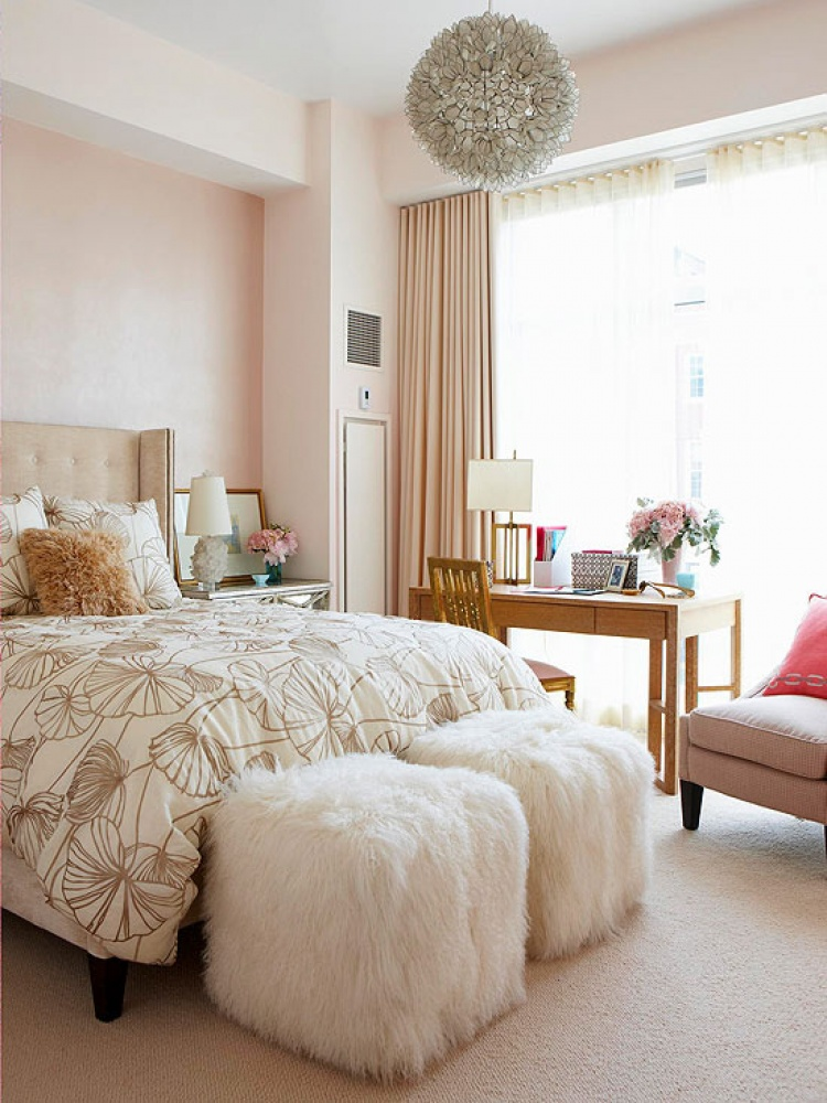 37 Elegant Feminine Bedroom Design Ideas Interior God