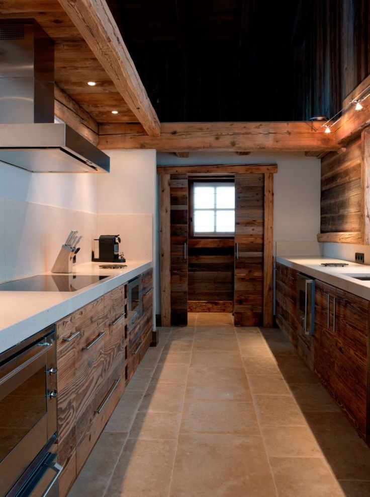 fabulous chalet kitchen designs   inspired interior god