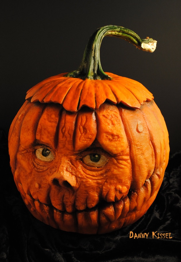 coolest Halloween pumpkin carving ideas