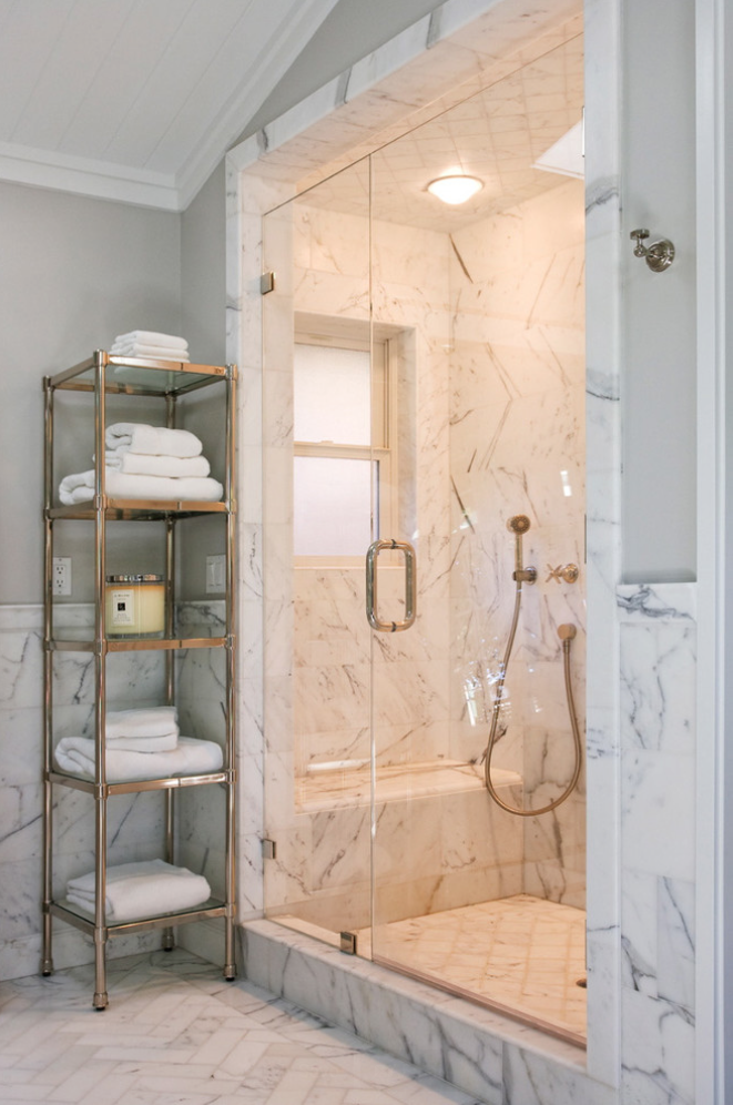 cultured marble shower walls