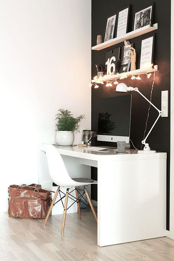 deco Scandinavian office