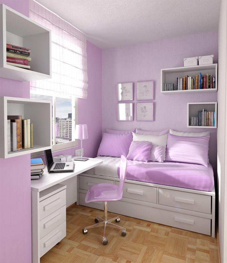 40 Amazing Teenage Bedroom Layouts   Interior God
