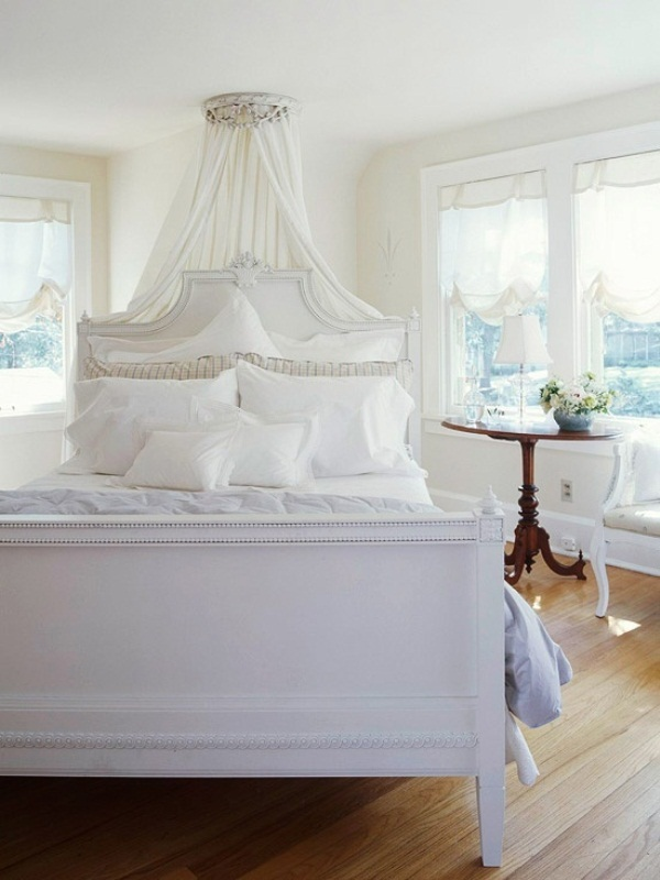 white bedroom decor ideas