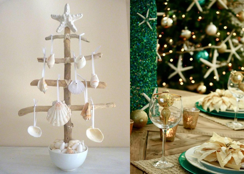 27 Impressive Beach Christmas Decor Ideas Interior God