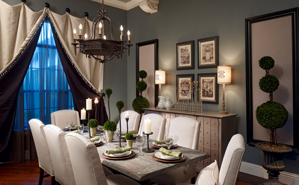 26 Impressive Dining Room Wall Decor Ideas