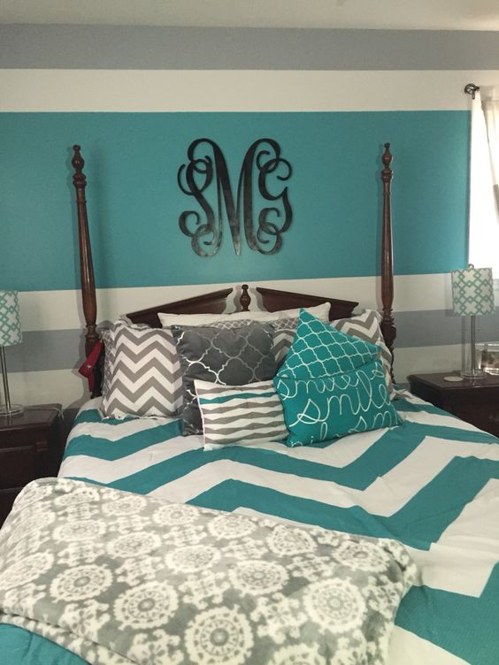 27 Trendy Turquoise Bedroom Ideas Interior God