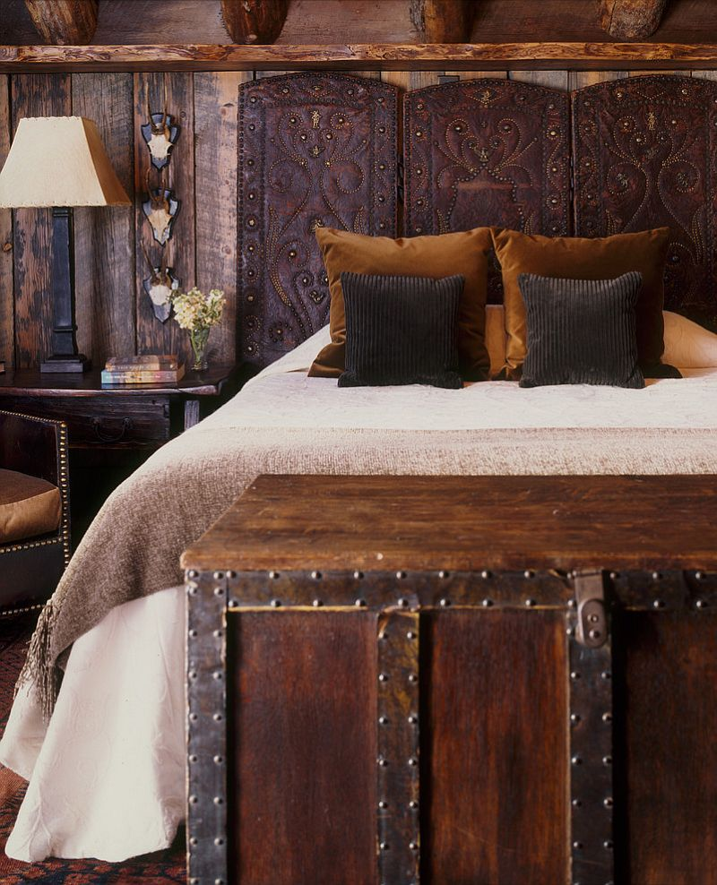 Wooden Headboard Ideas