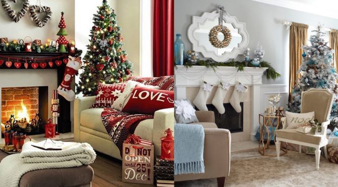 21 Christmas Living Room Decor Ideas To Inspire You