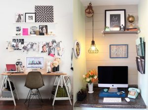 23 Tiny Home Office Ideas To Inspire You