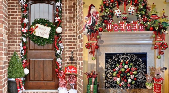 23 Whimsical Christmas Decorating Ideas To Try This Year