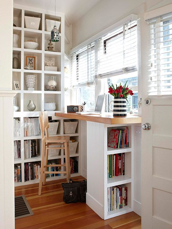 functional home office area designs