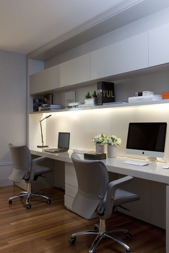 modern tiny home office designs