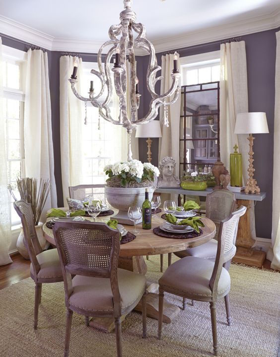 20 Purple Dining Room Ideas Everyone Will Love Interior God