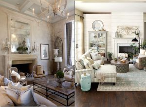 20 Impressive French Country Living Room Design Ideas