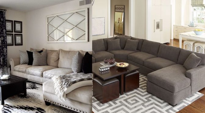 21 Living Room Layouts With Sectional For Your Home