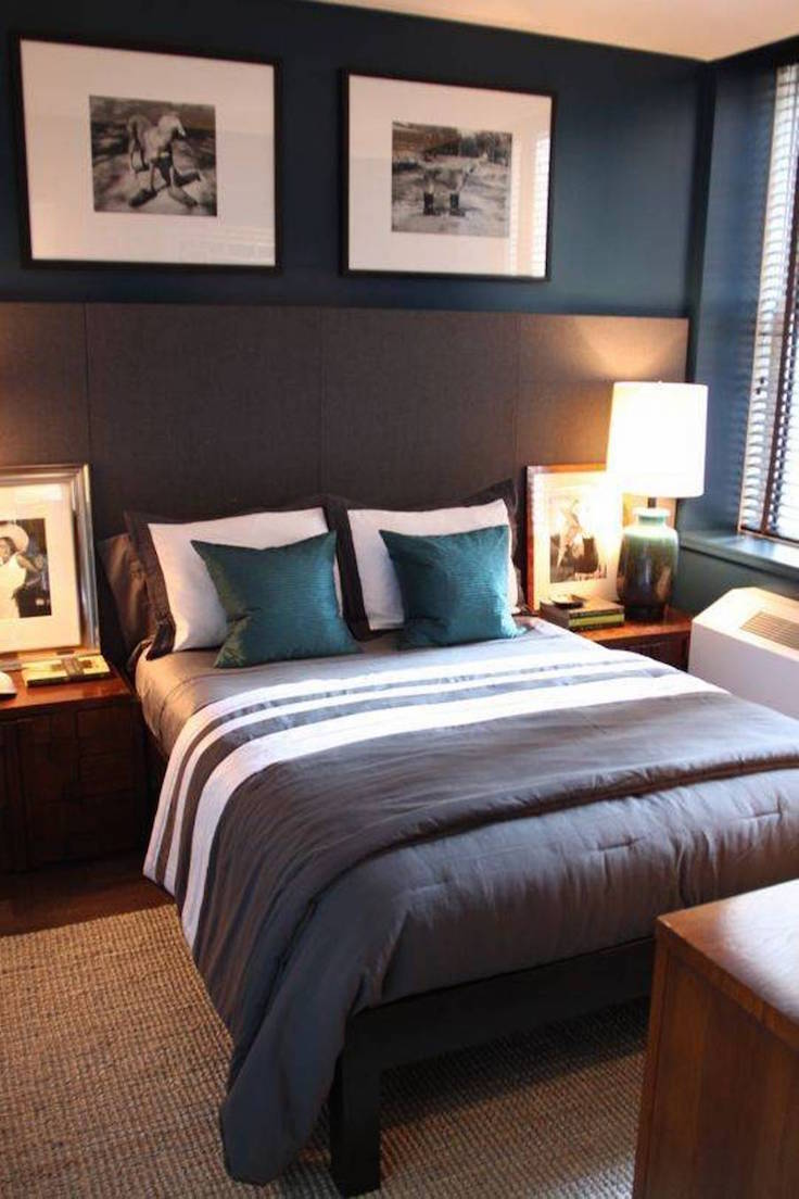 17 Turquoise And Black Bedroom Ideas For Your Home ...
