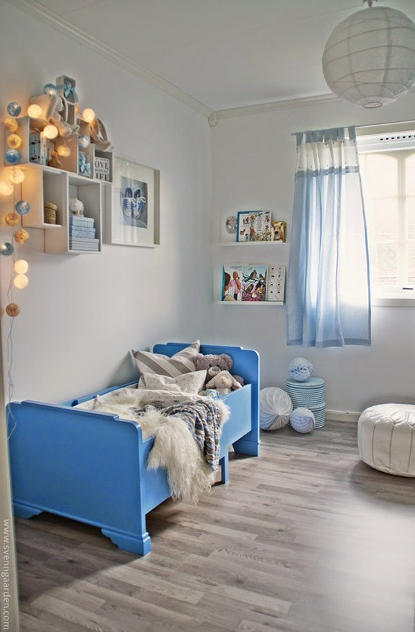 20 Cool Boys Bedroom Ideas For Toddlers | Interior God