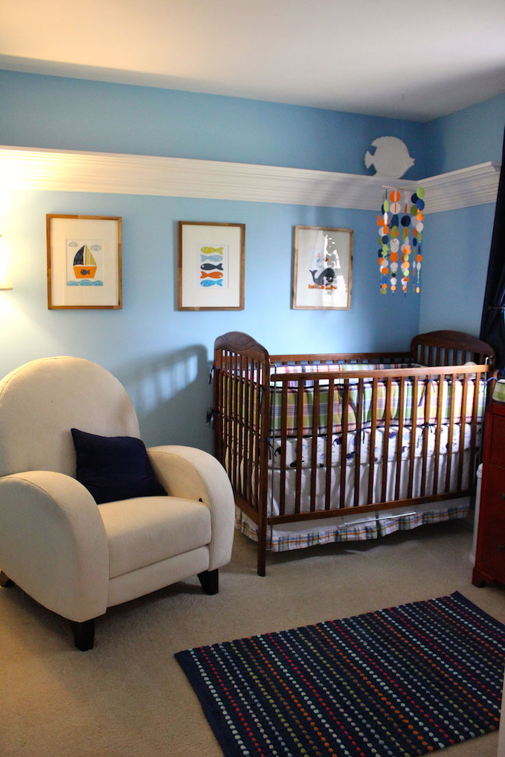 Baby Boy Room Design Pictures: 31 Nursery Room Themes And Designs For Your Baby Boy